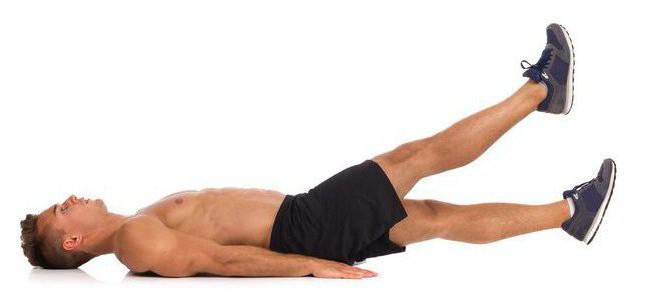 как накачать ноги мужчине упражнения