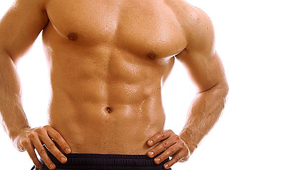 как накачать мышцы груди мужчине