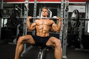 упражнения на развитие плеч