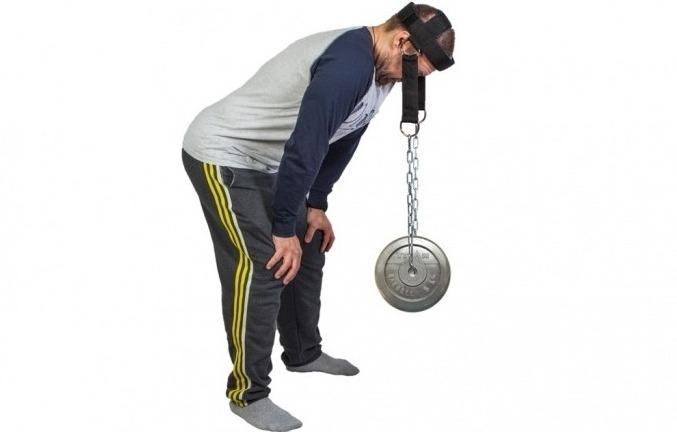 Как накачать широкую спину и шею