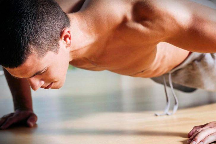 Как накачать бицепс и плечи