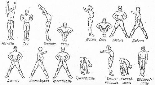сушка тела для мужчин программа