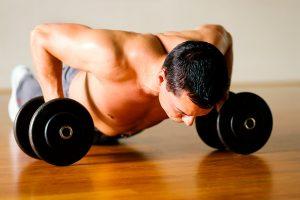 как накачать мышцы рук отжиманиями