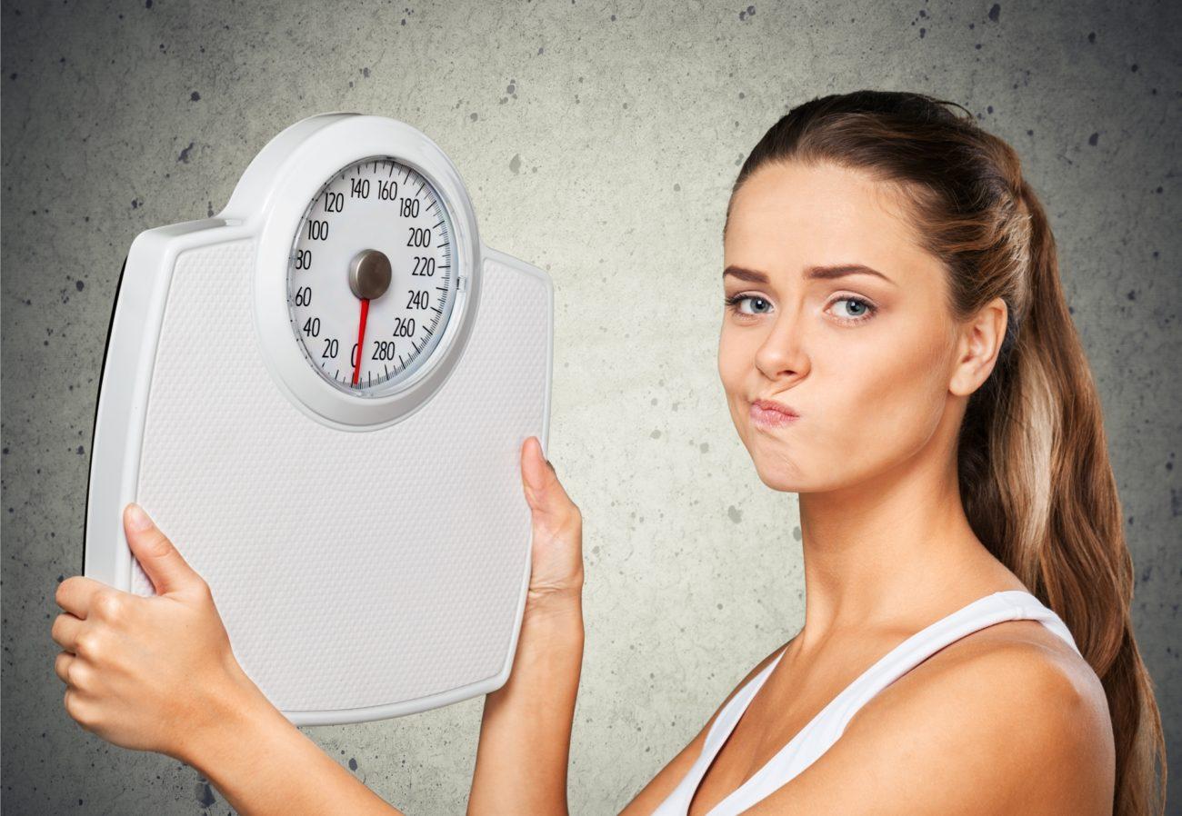 Как похудеть за год на 10 кг