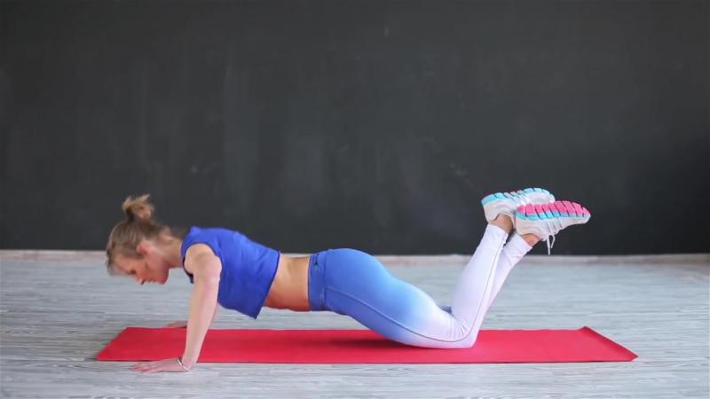 Упражнение лиса