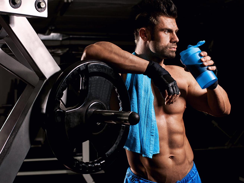 Почему пьют воду во время тренировки