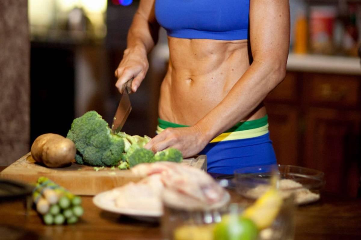 диеты и тренировка