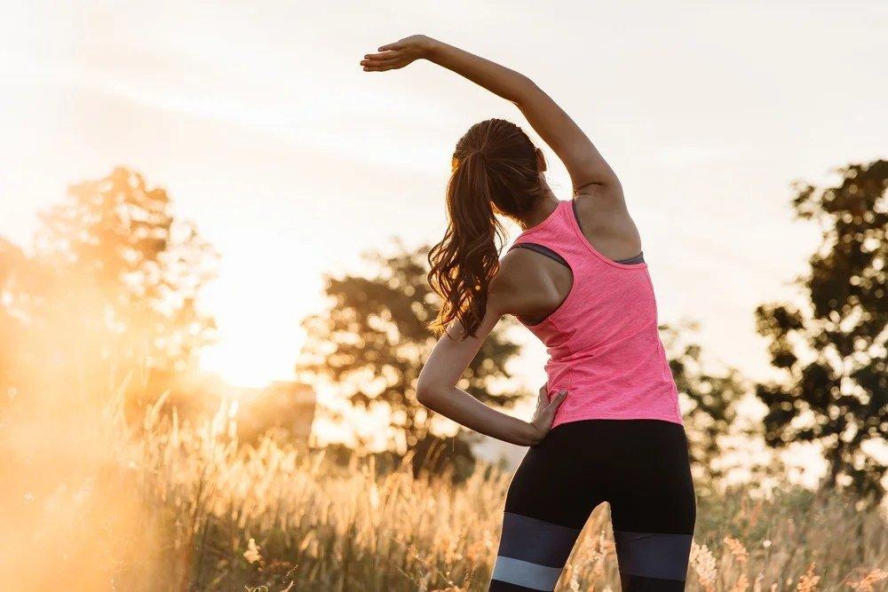физкультура и бодрость