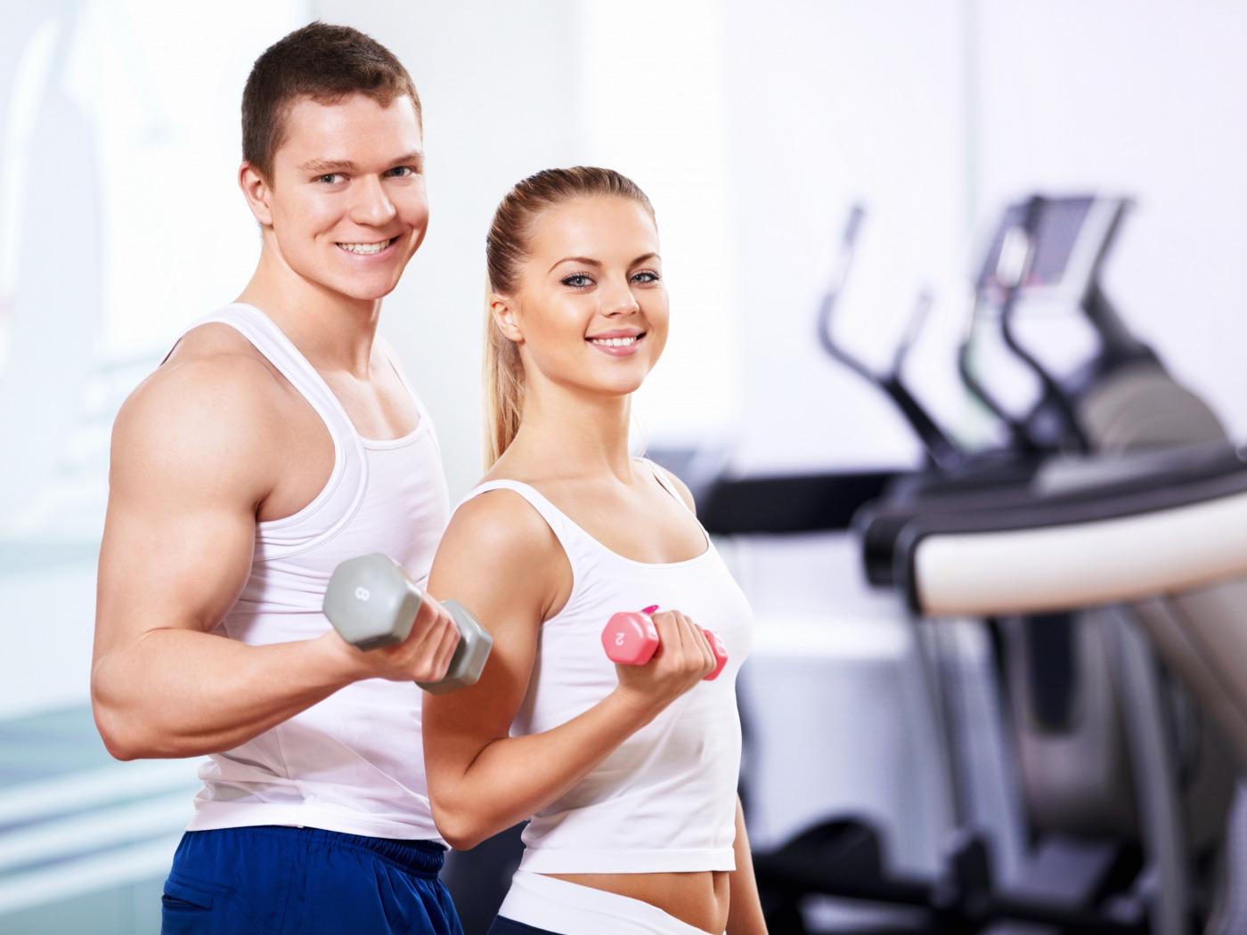 физкультура и вес