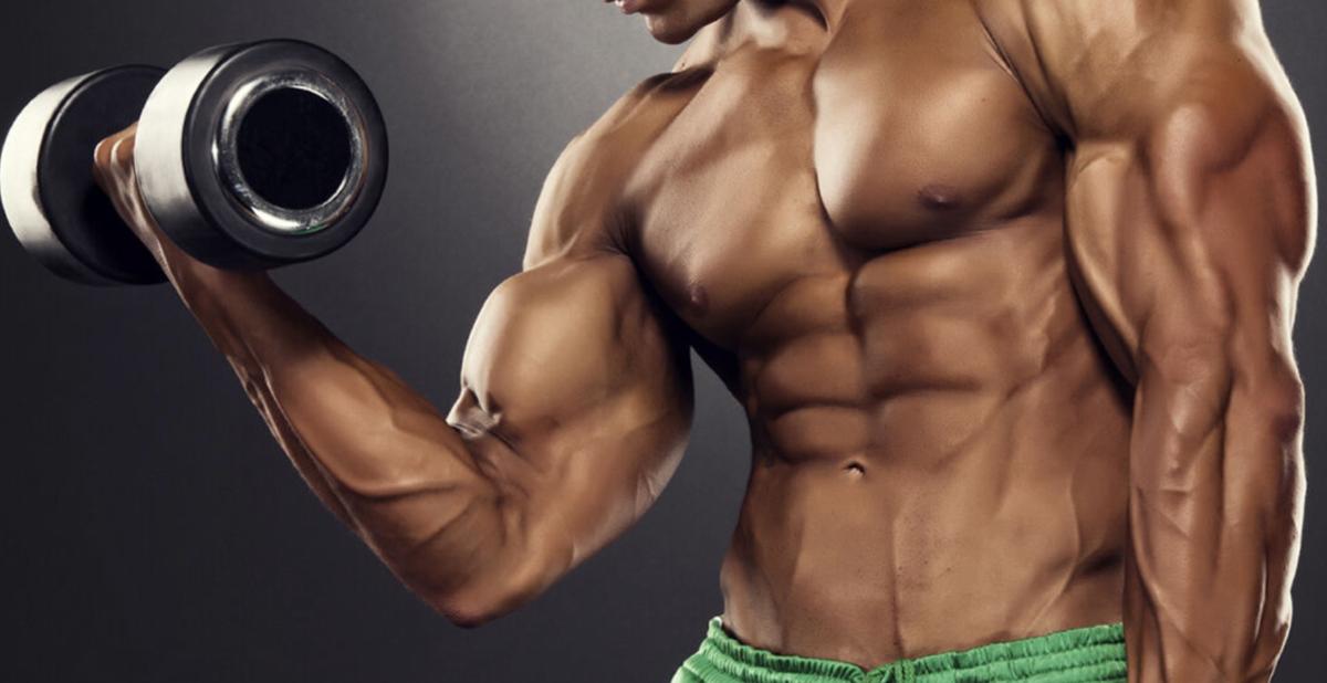 пресс и крепкие мышцы тела