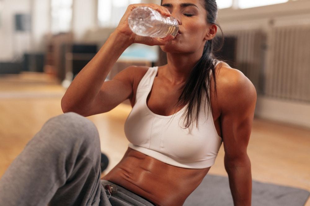 Почему не едят после тренировки