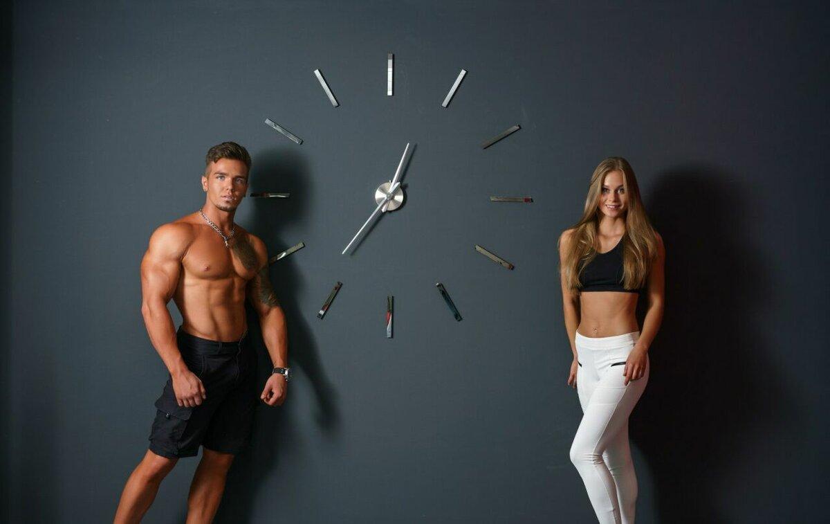 спорт и время