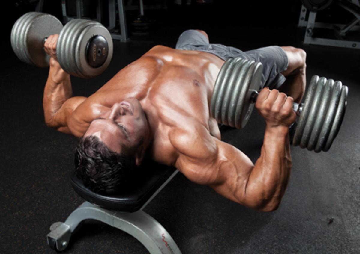 тренировка грудных