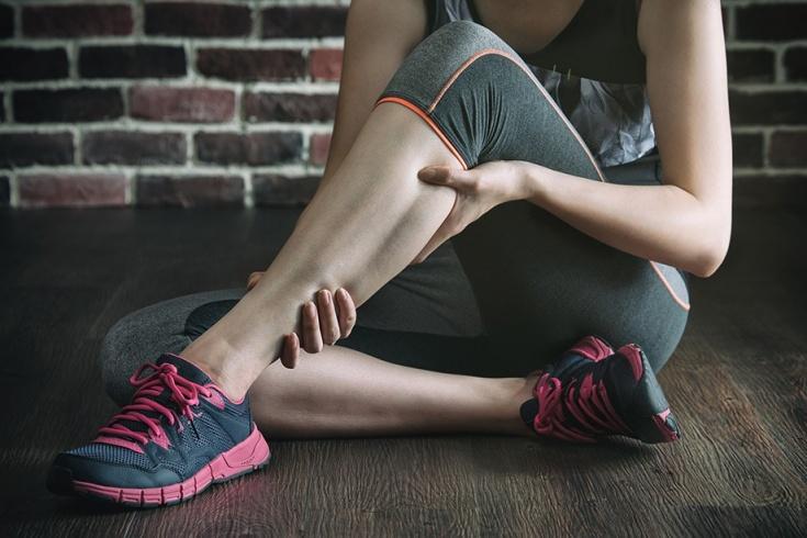 Почему сводит мышцы на ногах