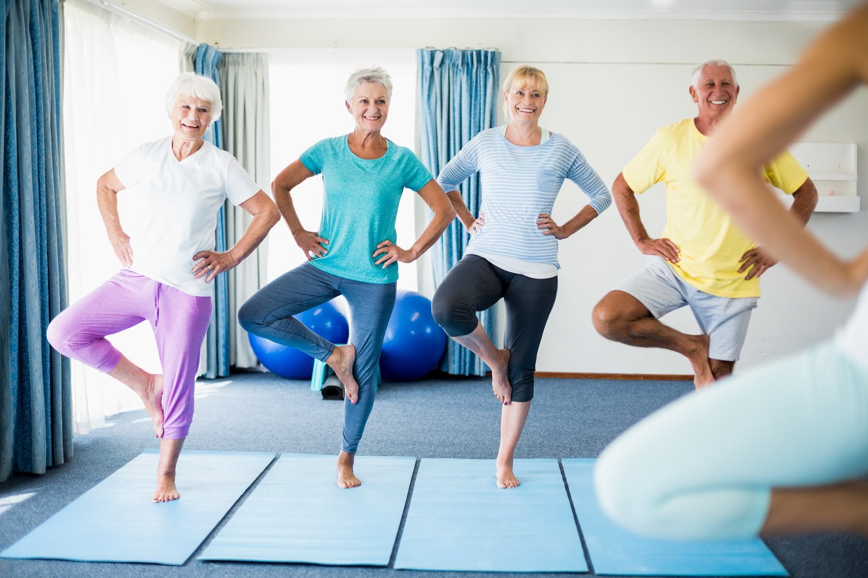 Суставная гимнастика: особенности и упражнения