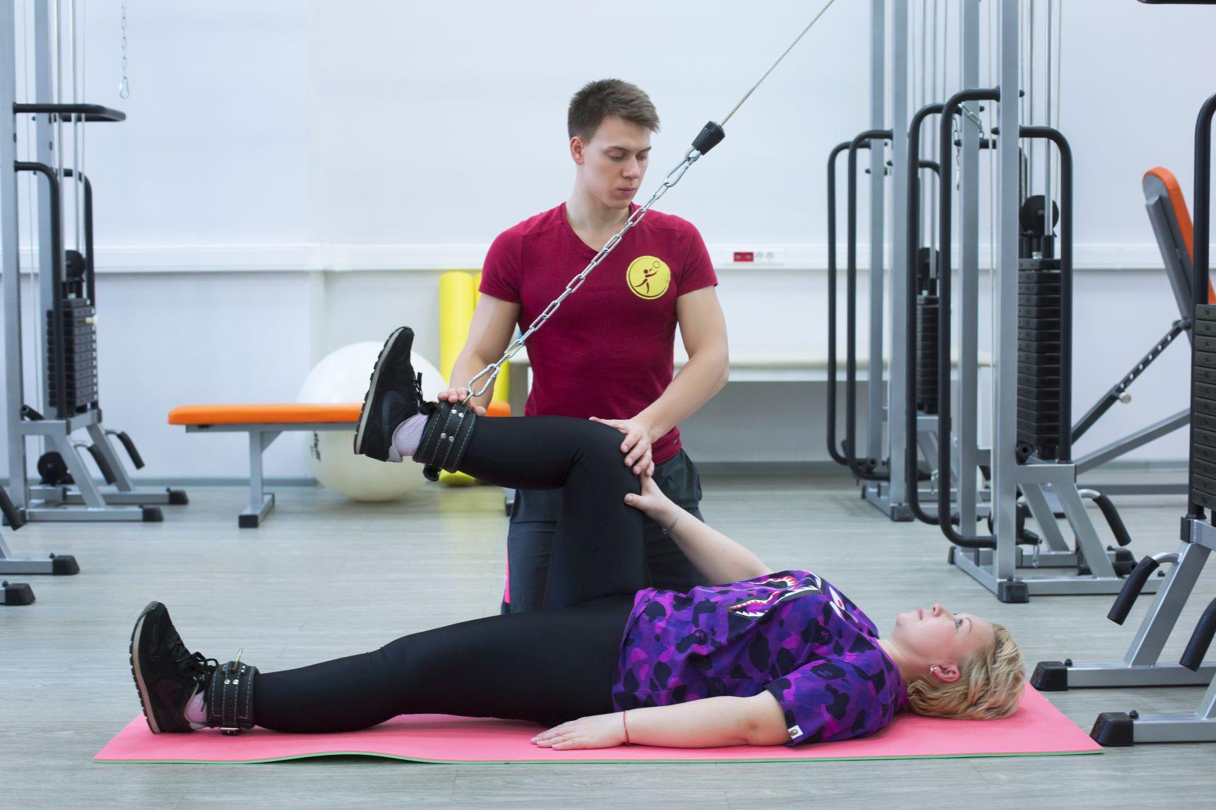 10 упражнений для коленей