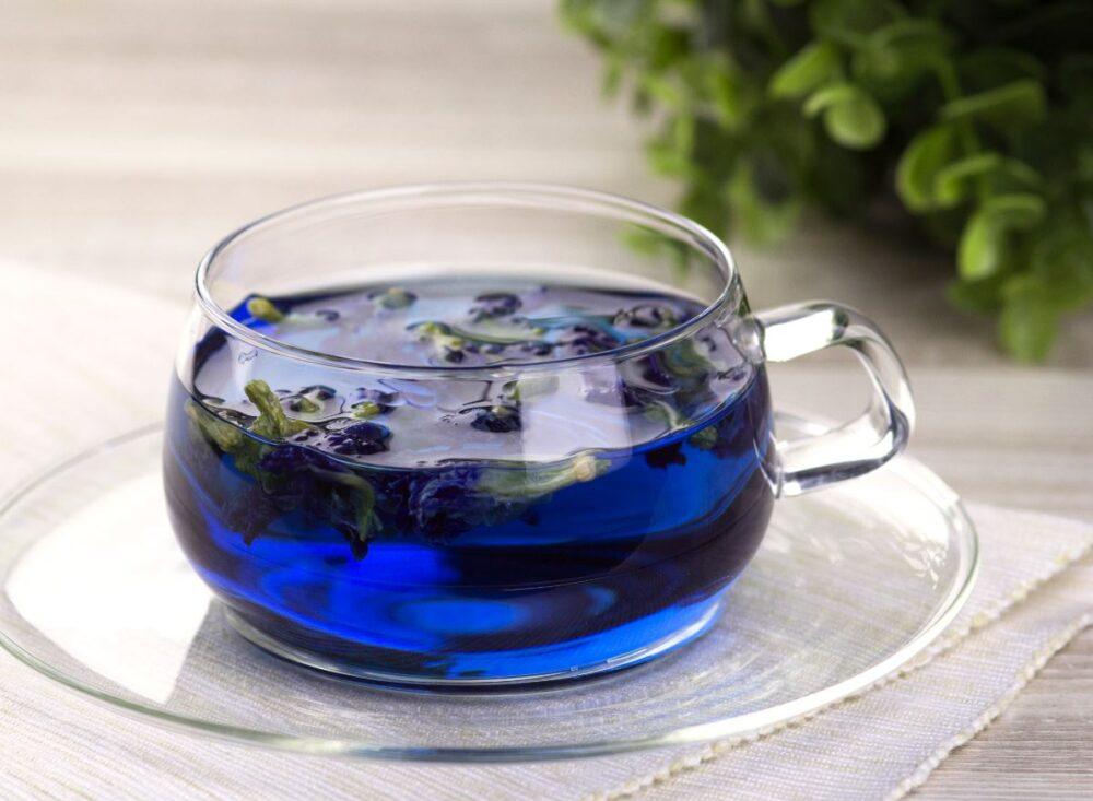 Клитория тройчатая чай