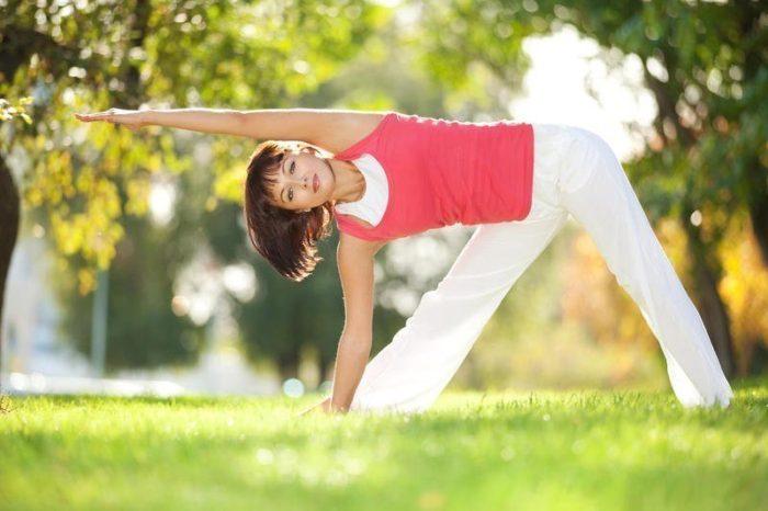 Утренняя гигиеническая гимнастика