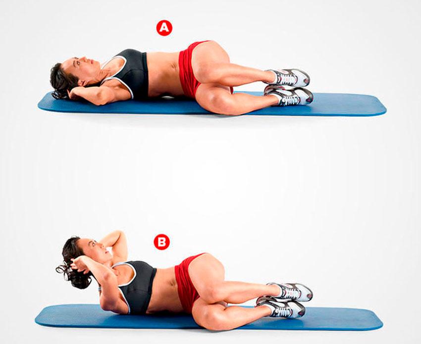 Лучшие упражнения для домашних тренировок начинающих