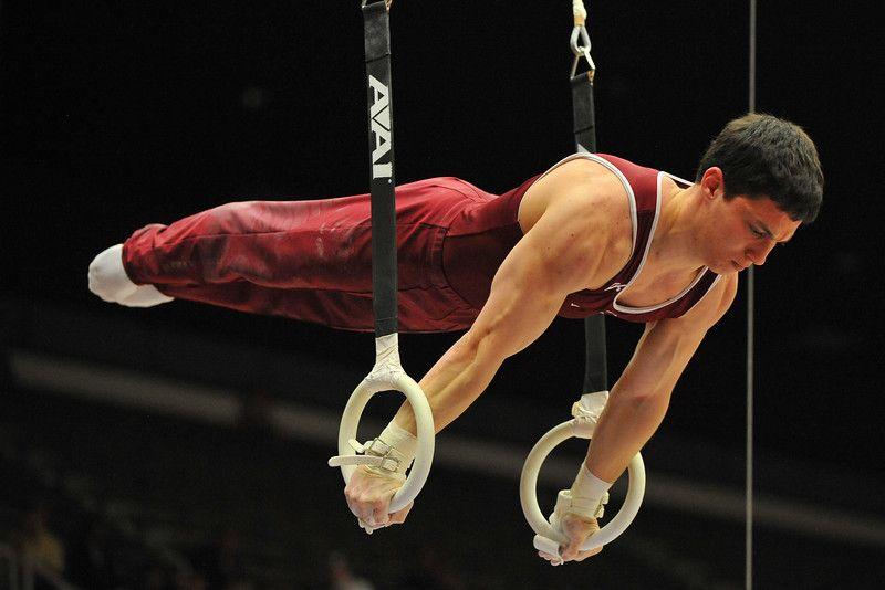 Спортивная гимнастика для начинающих