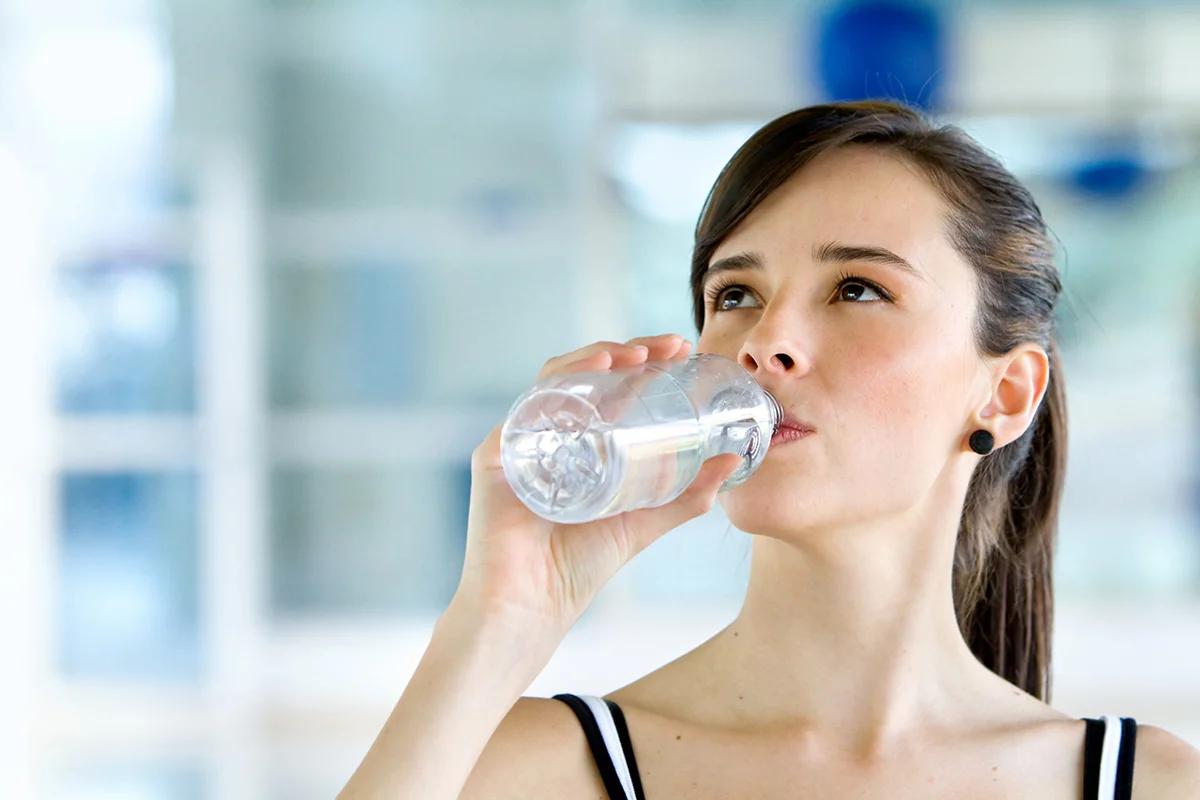 зачем пить воду для похудения