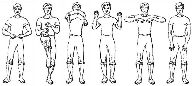 Дыхательная гимнастика: упражнения