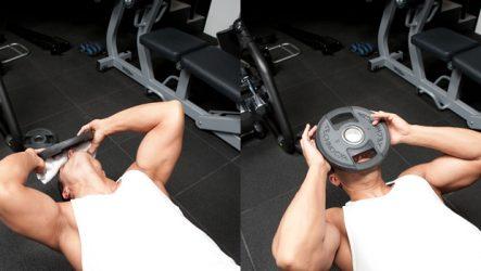 Как накачать мышцы шеи в домашних условиях