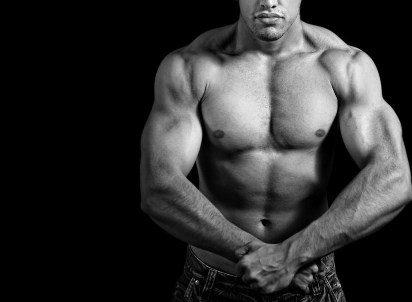 Как накачать мышцы без гантелей