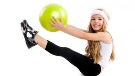 Как девочке накачать пресс: лучшие упражнения для стройной талии