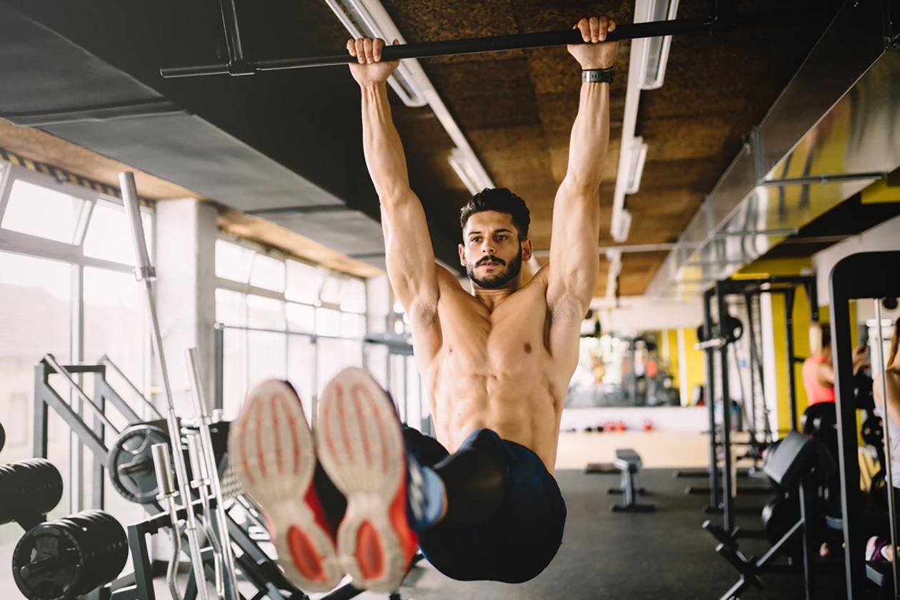 Как накачать мышцы на турнике – подтягивания на массу и советы по питанию
