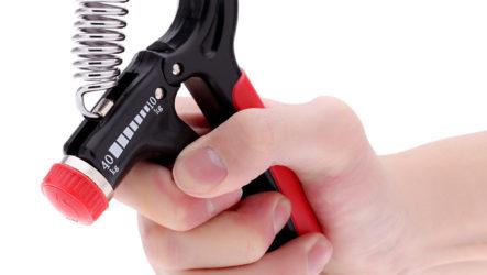 Работа мелких мышц: как накачать запястья рук