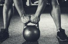 Как накачать бицепс гирей: мощнейшие упражнения