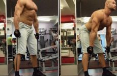 Тренируем руки без железа: как накачать бицепс эспандером