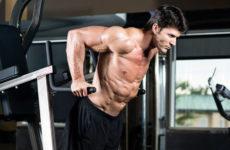 Как накачать бицепс на брусьях: секреты результативной тренировки