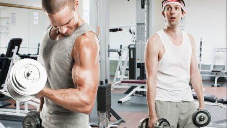 Как накачать пик бицепса: эффективные упражнения