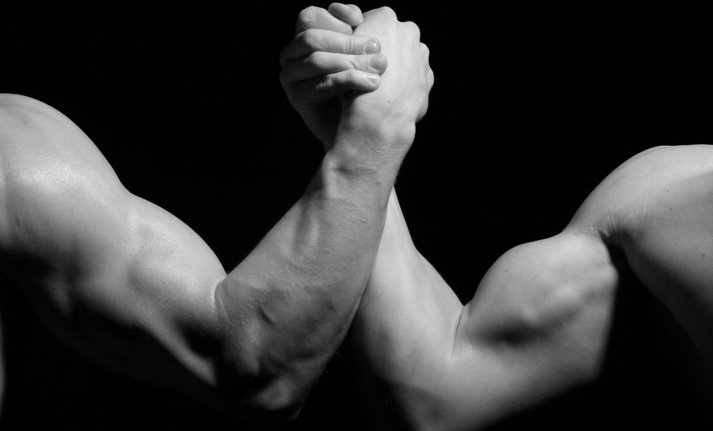 как накачать руки для армрестлинга
