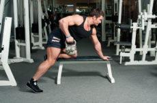 Как накачать руки гирей: эффективные упражнения