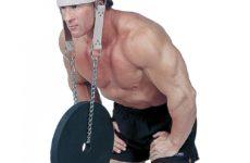 Как накачать шею с помощью лямки: техника и упражнения