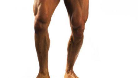 Как накачать ноги мужчине в домашних условиях