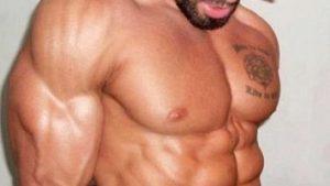 Набор мышечной массы для мужчин в домашних условиях