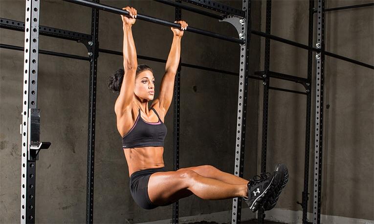 как накачать боковые мышцы пресса девушке