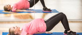 какие упражнения делать беременным